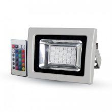 Prémium RGB LED reflektor 10W IR távirányítóval