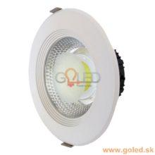 Prémium beépíthető fehér kör LED lámpa