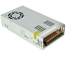 LED transzformátor 360W aktív hűtéssel