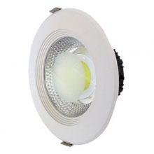 Zapuštěné kulaté bílé LED svítidlo 15W
