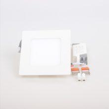 Beépíthető négyszög LED panel 6W