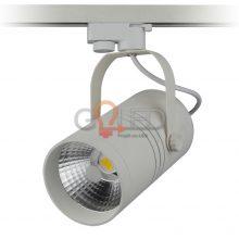 Fehér beltéri LED COB reflektor 25W