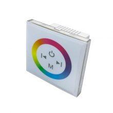 Falra szerelhető RGB LED dimmer