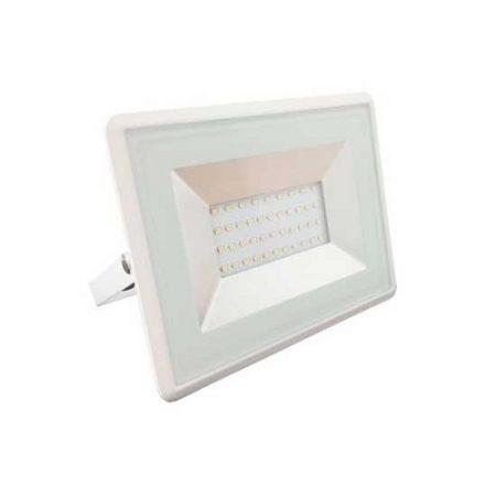 Prémium fehér LED reflektor 30W