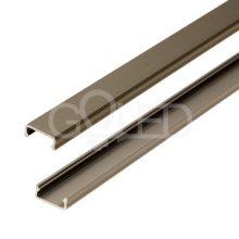 Bronz alumínium profil