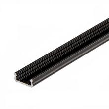 Fekete alumínium profil