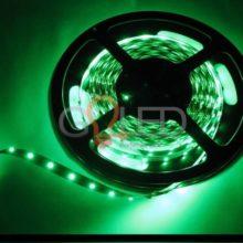 Vízálló zöld LED szalag 3528 60 SMD/m 5m