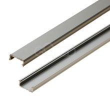 Ezüst alumínium profil