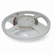 Beltéri sárga LED szalag 3528 60 SMD/m 5m
