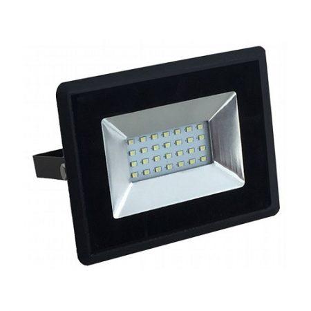 Prémium fekete LED reflektor 10W