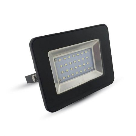 Prémium fekete LED reflektor 20W