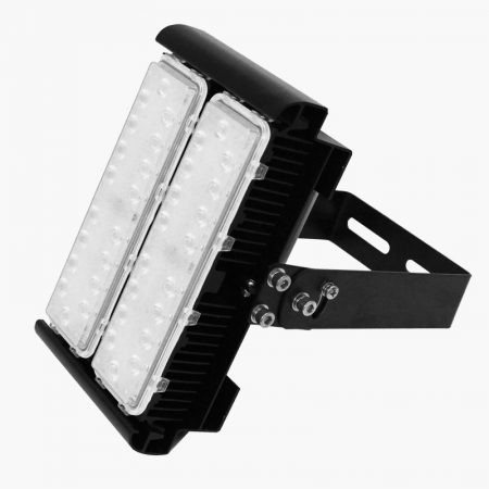 Professzionális LED reflektor 100W CRi80 (PHILIPS chip)