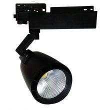 Fekete beltéri LED reflektor 33W