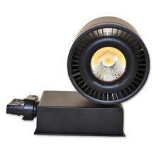 Fekete beltéri LED reflektor 33W CRi95
