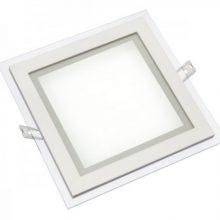 Prémium beépíthető négyszög LED panel változtatható színhőmérséklettel