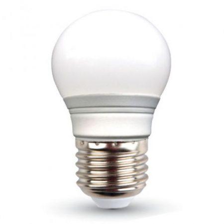 Mini E27 LED izzó G45 3W