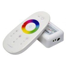 LED érinthetős RF távirányító RGB+W 12V/24V