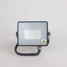 Professzionális fekete LED reflektor 10W SAMSUNG chipek