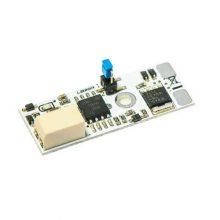 Érinthetős LED dimmer alumínium profilba