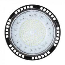 Professzionális dimmelhető UFO LED reflektor 150W 90° magas fényerősséggel (120lm/W) SAMSUNG chipek