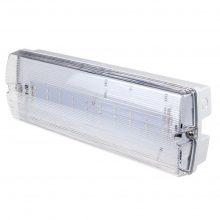 LED vészvilágító 4W IP65