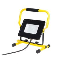 Hordozható LED reflektor 50W állvánnyal