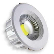 Beépíthető fehér kör LED lámpa 20W