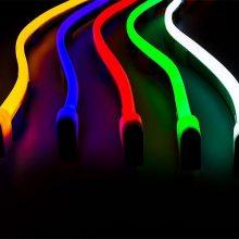 Neon flex LED szalag 3528 120 SMD/m 230V
