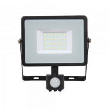 Professzionális LED reflektor 30W mozgásérzékelővel SAMSUNG chipek