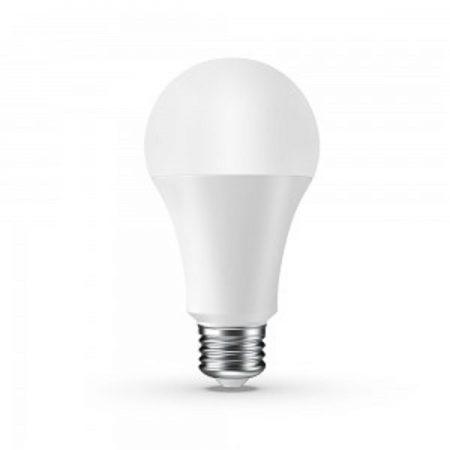 Smart LED izzó E27 A60 9W RGB+W