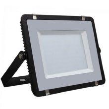 Professzionális fekete LED reflektor 150W magas fényerősséggel (120lm/W) SAMSUNG chipek