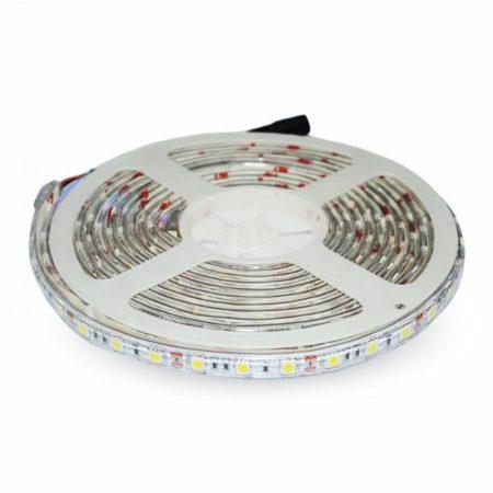 Vízálló LED szalag 5050 60 SMD/m 5m