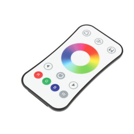RF RGB+W LED szalag távirányító