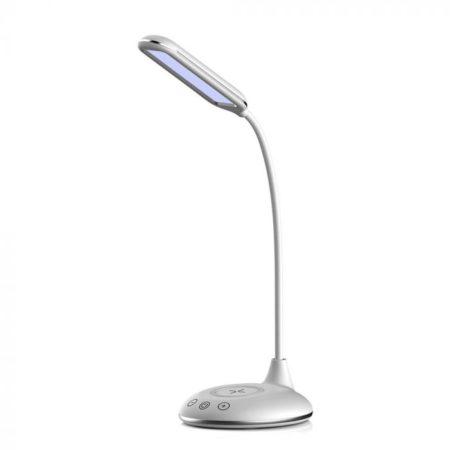 Fehér dimmelhető asztali LED lámpa 4W