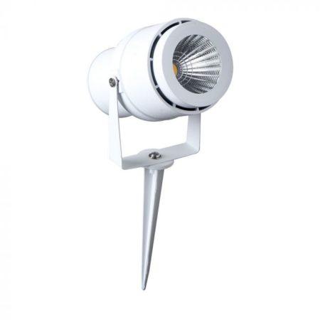 Leszúrható fehér kerti LED lámpa 12W