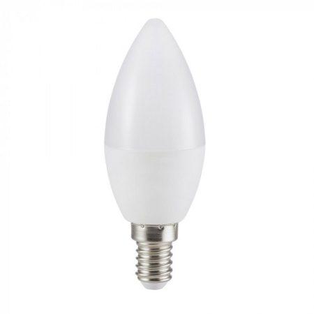 E14 C37 tej LED gyertya 5,5W CRI95